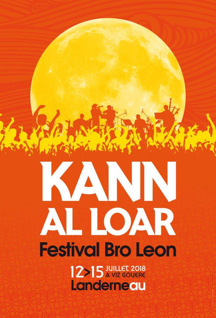 Kann al Loar - Festival Bro Leon
