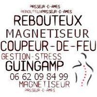 Magnétiseur Rebouteux Coupeur de Feu - GUINGAMP 22000